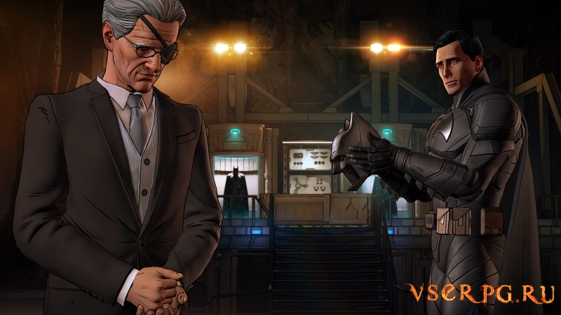 Batman: The Enemy Within - The Telltale Series screen 1