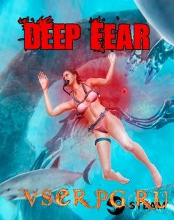 Постер игры Deep Fear