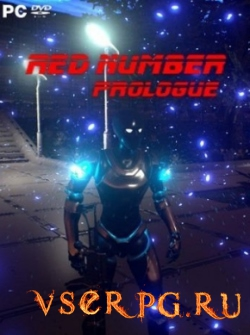 Постер игры Red Number Prologue