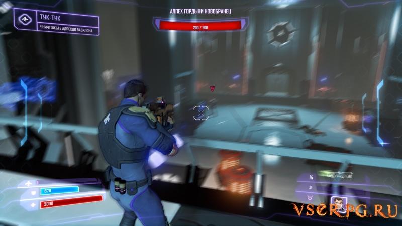 Agents of Mayhem screen 1