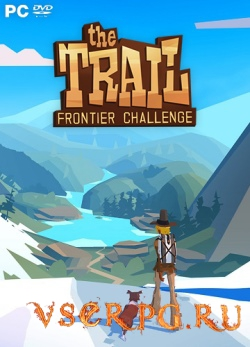 Постер игры The Trail Frontier Challenge