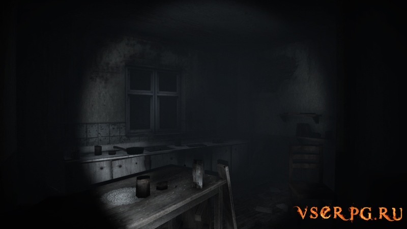 Behind The Door screen 1