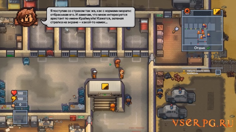 The Escapists 2 screen 1
