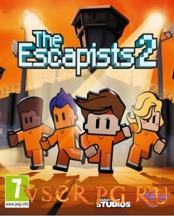 Постер игры The Escapists 2