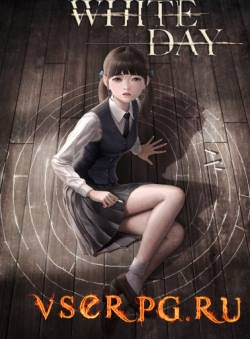 Постер игры White Day: A Labyrinth Named School / Школа: Белый день