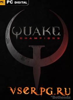 Постер Quake Champions
