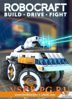 Постер игры Robocraft