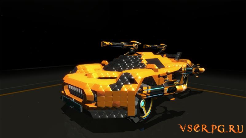 Robocraft screen 1