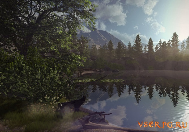 Fishing Planet screen 1