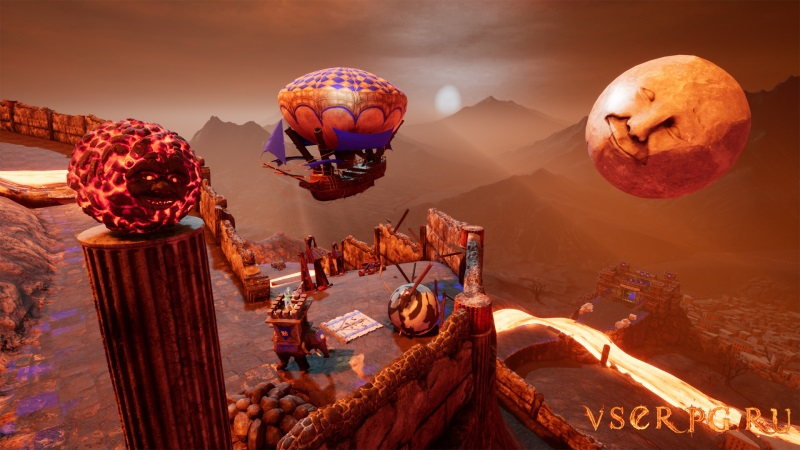 Rock of Ages 2: Bigger & Boulder screen 2
