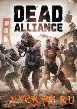 Постер игры Dead Alliance
