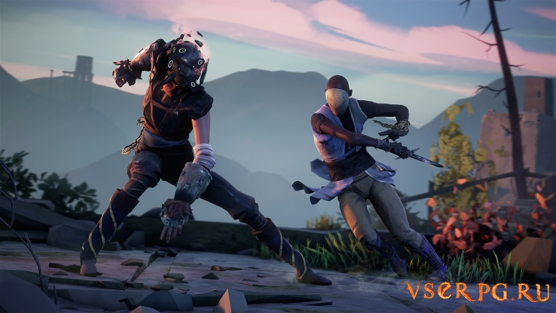 Absolver screen 3
