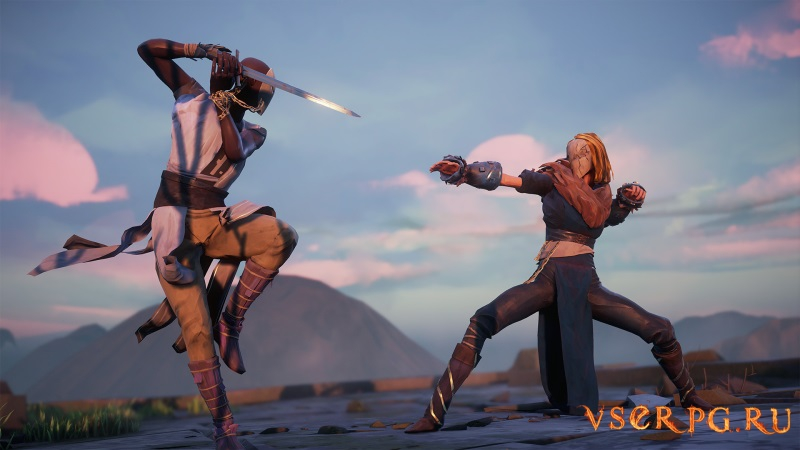 Absolver screen 2