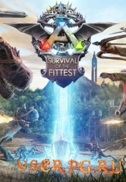 Постер игры ARK: Survival Of The Fittest