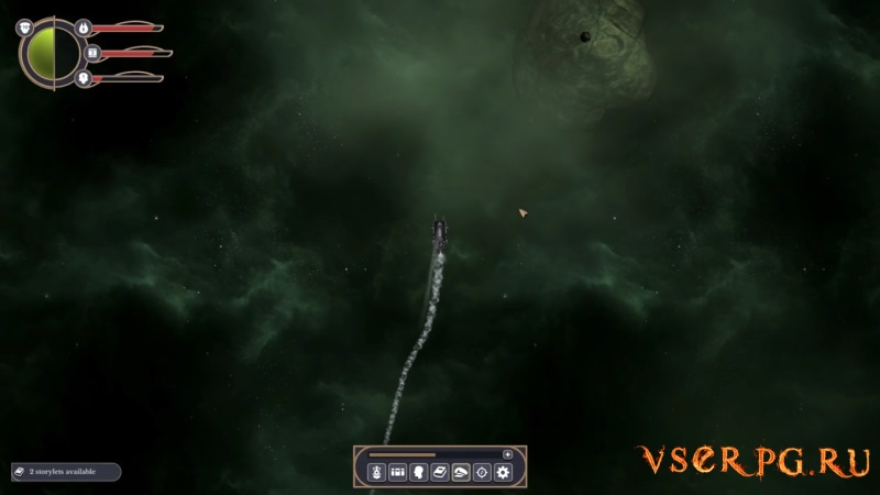 Sunless Skies screen 1