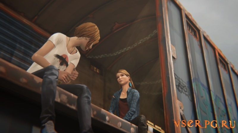 Life is Strange: Before the Storm screen 1