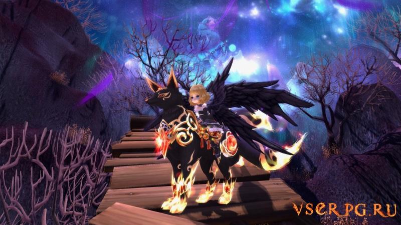 Twin Saga screen 3