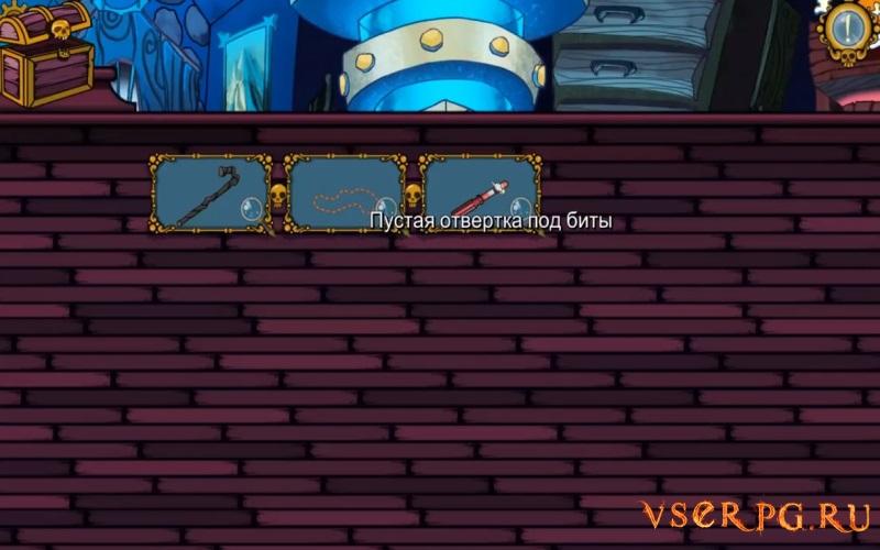 Darkestville Castle screen 1