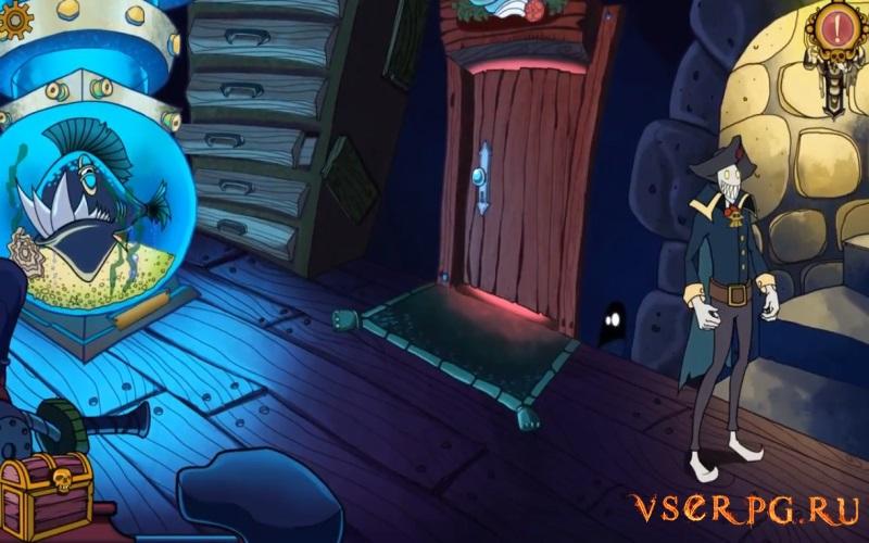 Darkestville Castle screen 2