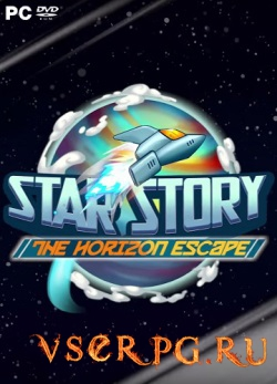 Постер игры Star Story: The Horizon Escape