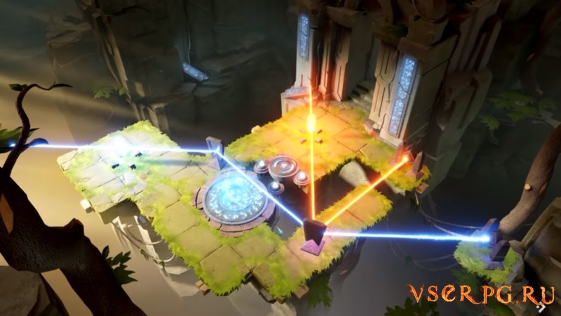 Archaica: The Path of Light screen 2
