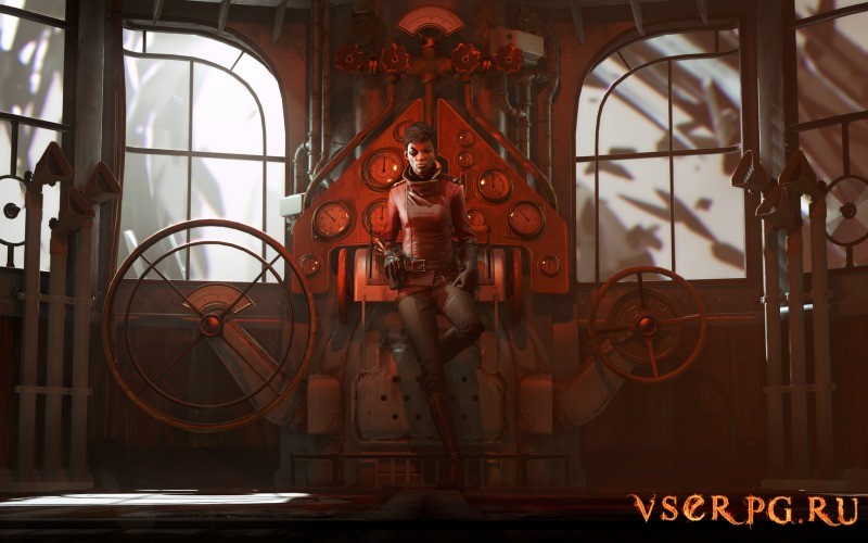 Dishonored 2 Death of the Outsider screen 2