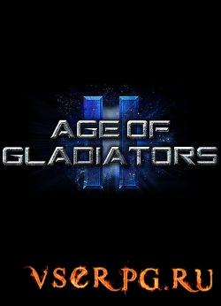 Постер игры Age of Gladiators 2