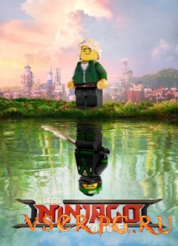 Постер игры The LEGO NINJAGO Movie Video Game / ЛЕГО НИНДЗЯГО Игра по фильму