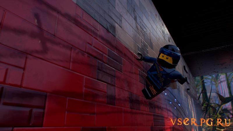 The LEGO NINJAGO Movie Video Game / ЛЕГО НИНДЗЯГО Игра по фильму screen 3