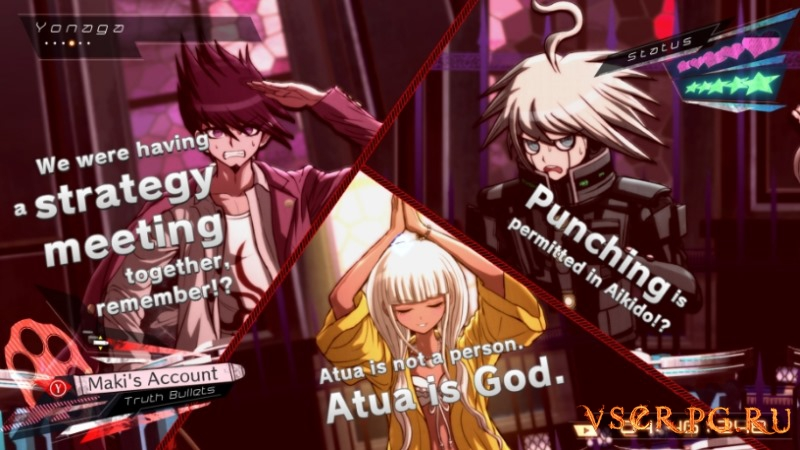 Danganronpa V3 Killing Harmony screen 1