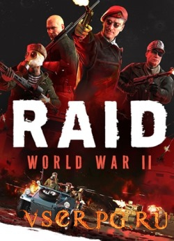 Постер игры RAID World War II