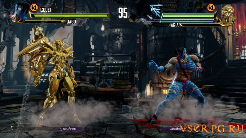 Killer Instinct (2017) screen 3