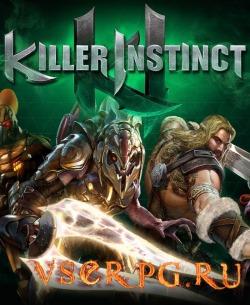Постер игры Killer Instinct (2017)