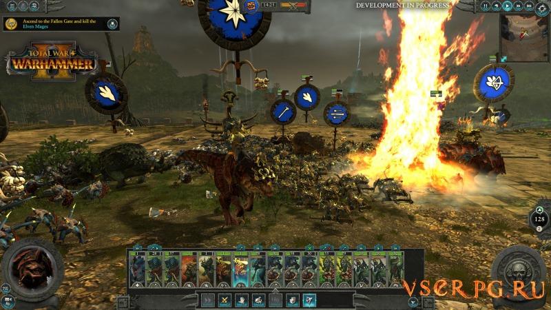 Total War WARHAMMER 2 screen 1