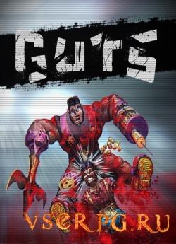 Постер игры GUTS / Кишки