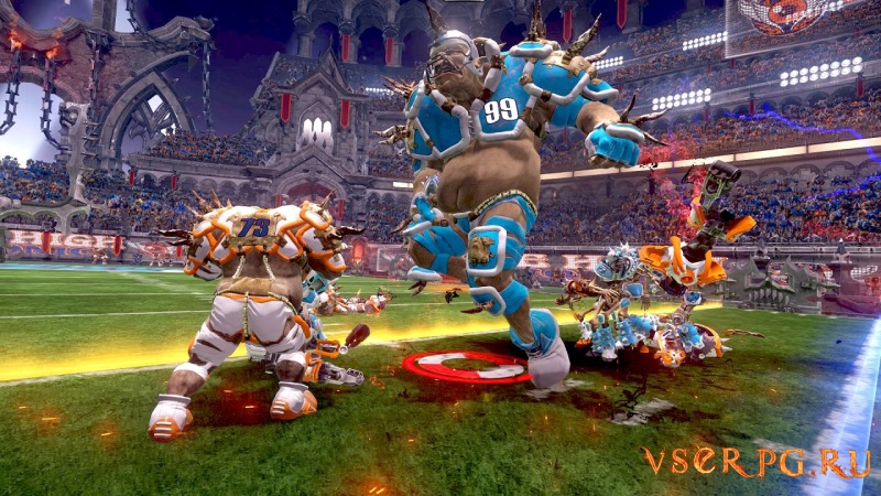 Mutant Football League screen 3