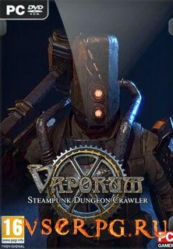 Постер игры Vaporum