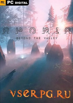 Постер игры Aporia: Beyond The Valley