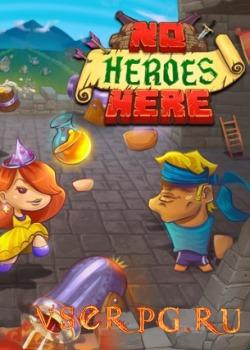 Постер игры No Heroes Here