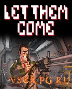 Постер игры Let Them Come