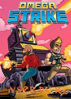 Постер игры Omega Strike