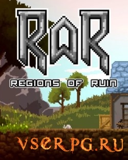 Постер игры Regions Of Ruin