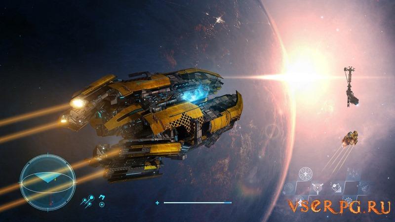 Starpoint Gemini Warlords: Cycle of Warfare screen 3