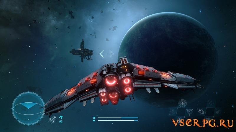 Starpoint Gemini Warlords: Cycle of Warfare screen 1