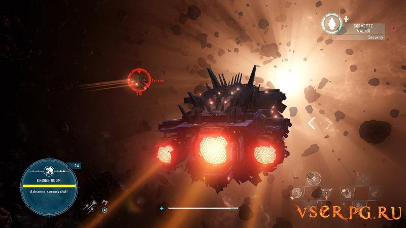 Starpoint Gemini Warlords: Cycle of Warfare screen 2