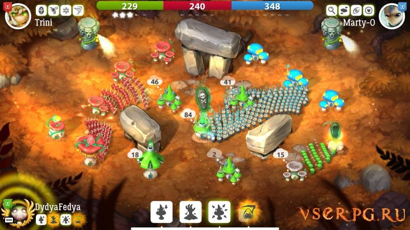 Mushroom Wars 2 screen 3