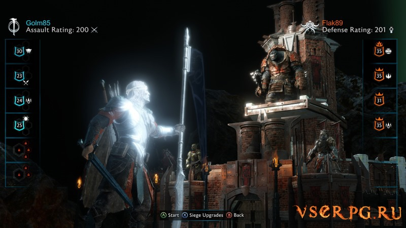 Middle-earth Shadow of War GOLD screen 3