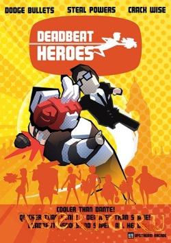 Постер игры Deadbeat Heroes