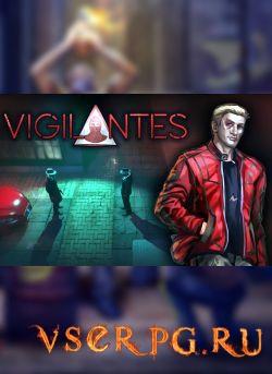 Постер игры Vigilantes