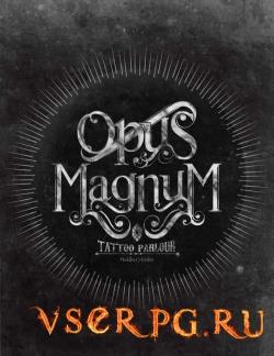 Постер игры Opus Magnum
